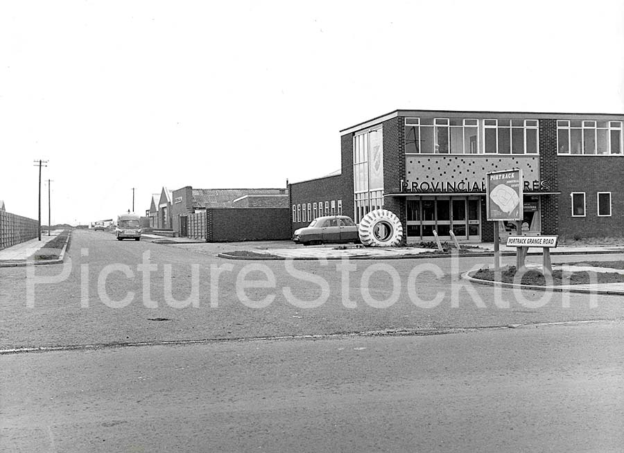 Provincial tyres portrack lane c1965 picture stockton for H bathrooms stockton