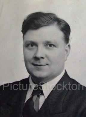 John R Tinning after the War