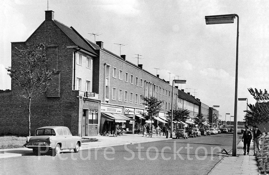 The Queensway Billingham c1960